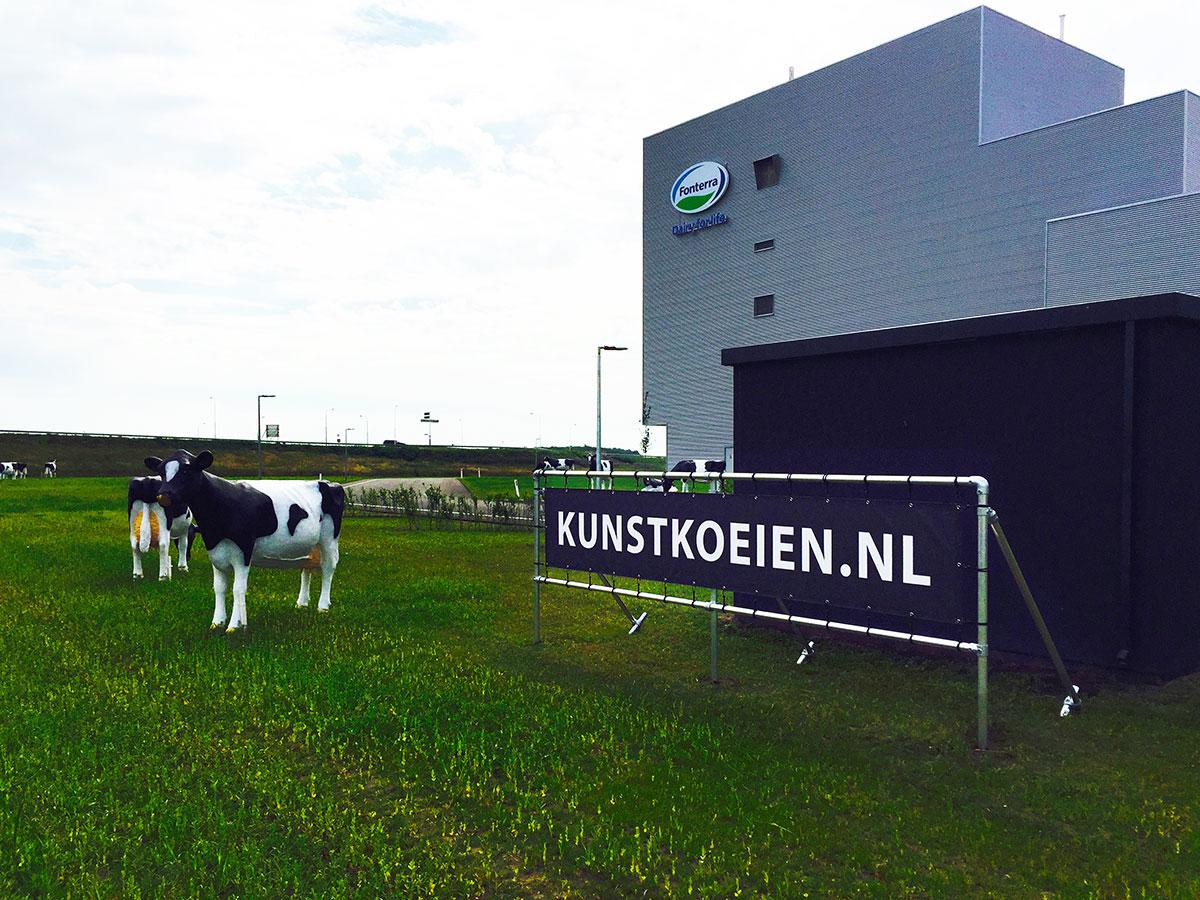 Spandoek-Kunstkoeien-Heerenveen